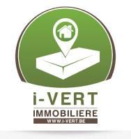 I-VERT | Agence immobilière - marchand de biens | 5590 Ciney logo